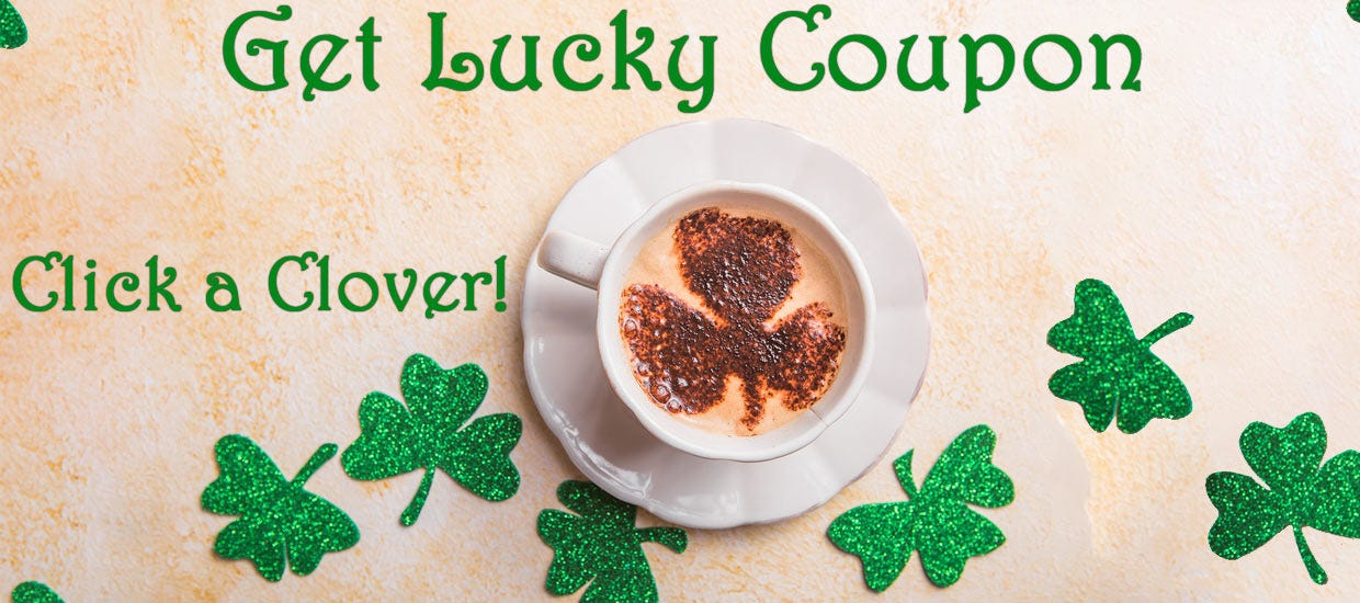 Save 15% Coupon, Specials, Promotions, Promo Codes, Coffee, Tea, Cappuccino, Drinks, Beverages, Breakroom Supplies.