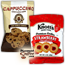 Buy Sweet Serenity Chocolate Chip Cookies, Basil's Bavarian Bakery Cookies and Sandwich Cremes, Knott's Berry Farm Shortbread Cookies, and Sun-Maid Cookies!