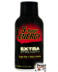 Berry 5 Hour Energy Extra Strength - 2 oz. Bottle