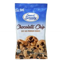 Sweet Serenity Chocolate Chip Cookies 48/Case
