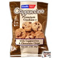 Cappuccino Chocolate Chip Cookies 48/Case