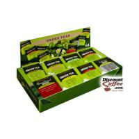 Bigelow Assortment Green Tea Tray - Perfect for Gifts