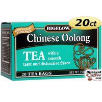 Bigelow Chinese Oolong Tea Bags | Hot Tea