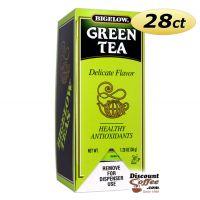 Bigelow Green Tea Bags - 100% Natural