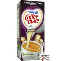 Italian Sweet Creme Nestle Coffee-mate Creamer