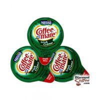 Coffee-mate Irish Creme Tubs, No Refrigeration Needed | Nestle Non-Dairy Creamer, Gluten Free, Kosher