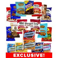 Cookie Snack Assortment 20/Case