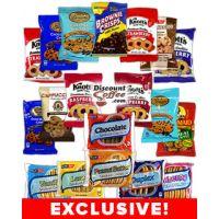 Cookie Snack Assortment 20/Case