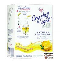 Lemonade Crystal Light On The Go