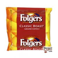 Classic Roast Folgers Coffee 36/Case