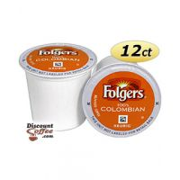 Folgers 100% Colombian Coffee K-Cup® Pods