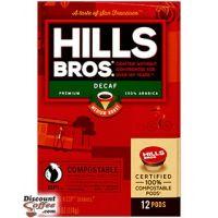 Decaf Hills Bros. Coffee Single Serve Cups