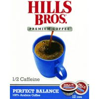 Perfect Balance Hills Bros. Coffee Single Serve Cups