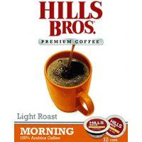 Morning Roast Hills Bros. Coffee Single Cups
