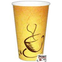 16 oz. Paper Hot Cups 1,000/Case