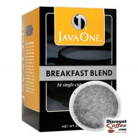 Breakfast Blend JavaOne Coffee Pods