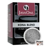 Kona Blend JavaOne Coffee Pods