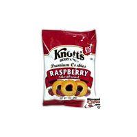Knott's Berry Farm Raspberry Shortbread Cookies