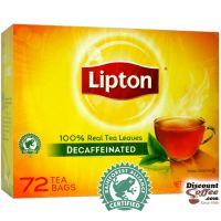 Decaf Lipton Tea Bags