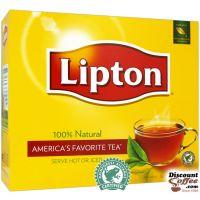 Single Serve Lipton Tea Bags