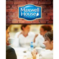 Master Blend Maxwell House Coffee 42/Case