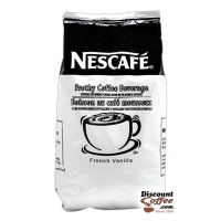 French Vanilla Nescafe Cappuccino