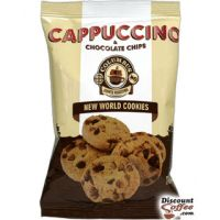 Cappuccino Chocolate Chip Cookies 60/Case