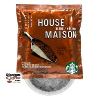 4 Cup House Blend Starbucks Coffee 120/Case