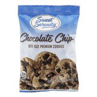 Sweet Serenity Chocolate Chip Cookies 60/Case