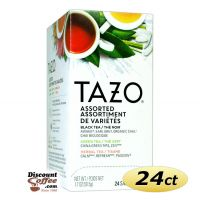 Assorted Tazo Tea