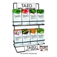 Tazo Tea Display Rack - Not Filled
