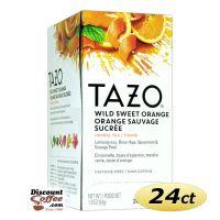Wild Sweet Orange Herbal Tazo Tea