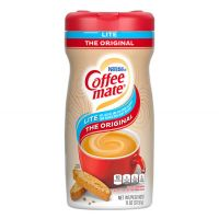 LITE Original Coffee-mate Creamer Canisters