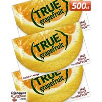 True Grapefruit Bulk 500/Case