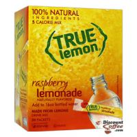 True Lemon Raspberry Lemonade