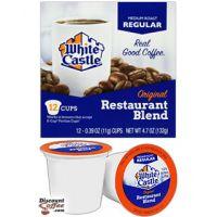 White Castle Single Cup Coffee