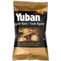 Yuban 100% Arabica Regular Roast Coffee 42/Case