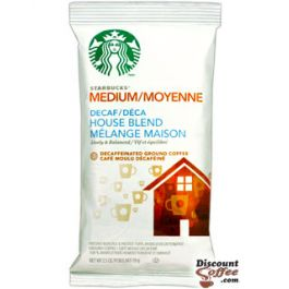 Decaf Starbucks House Blend Coffee, LOWEST Starbucks ...