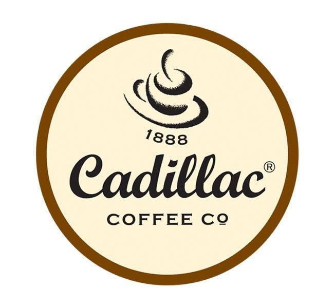 Cadillac Coffee Company   Cinnamon Hazelnut Coffee, Ground Medium Roast 1.5 oz. Bags Brew 12 Cup Pot.