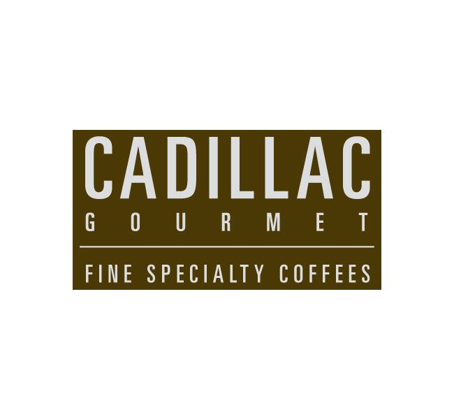 Cadillac Gourmet French Roast Colombian Coffee | Dark Roast Fine Specialty Coffees, Ground 2 oz. Bags, 24 ct. Case