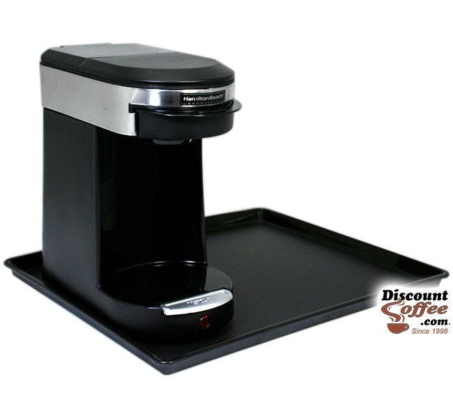 Coffee Maker Condiment Tray Combo for Sugar, Creamer, Artificial Sweeteners, Stir Stix.