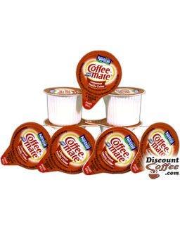 Cinnamon Vanilla Creme Carnation Coffee-mate 180 Count Bulk Case