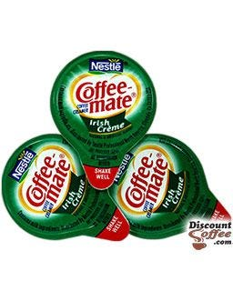 Coffee-mate Irish Creme Tubs, No Refrigeration Needed | Nestle Non-Dairy Creamer, Gluten Free, Kosher