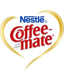 Nestle Coffee-mate non-dairy creamer is your hot coffee's perfect mate.