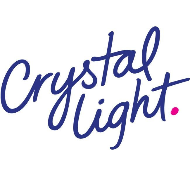 Crystal Light Brand | Cherry Pomegranate On The Go Bottled Water Drink Mix Packets