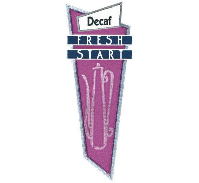 Decaf Fresh Start Brand Ground Coffee | 4 Cup In-Room Coffee, Food Service, Hotel Hospitality, Resorts, Bed and Breakfast.