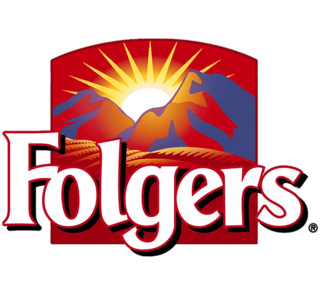 Folgers 100% Colombian Ground Coffee 1.75 oz. Packs | Brews 12 Cup Pot Colombia Single Origin Coffee.