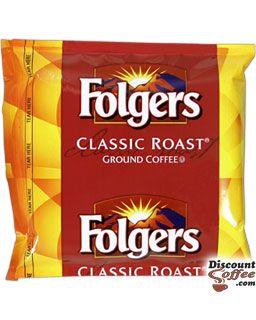 Classic Roast Folgers Ground Coffee