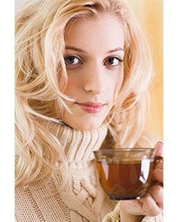 Good Earth Starry Chai Tea, Black Tea Fusion, Cherry Flavor | Organic Hot Tea
