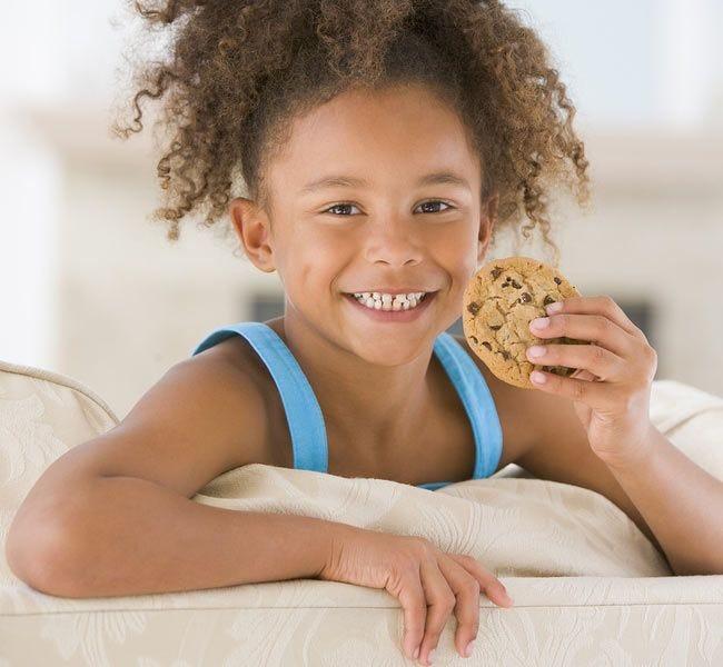 Kids love Chocolate Chip Cookies | Sweet Serenity Bite Size Snack Cookies, Big 3 oz. Bags